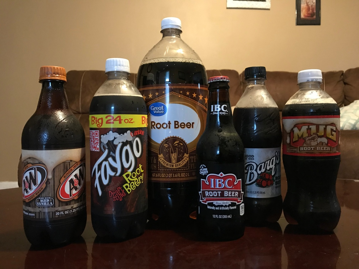 Ranking Brands of Root Beer as Someone you went to High School with