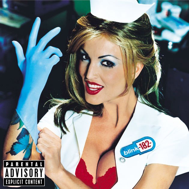 """Reviews Through a Friend: Blink-182's """"Enema of theState"""""""