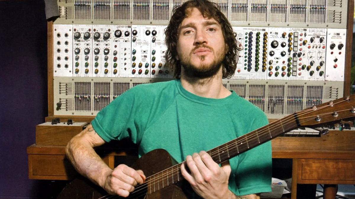 Chase's Six Favorite John Frusciante Songs