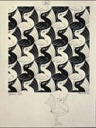 E128-MC-Escher-No-128-Bird-1967-135x180