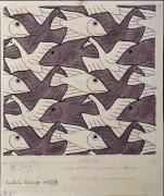 E34B-MC-Escher-No-34B-BirdFish-1941-151x180