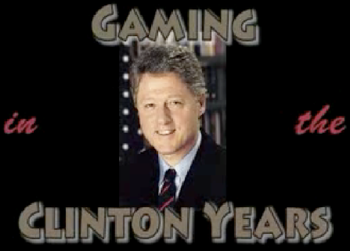 """The Bizarre Story of """"Gaming in the ClintonYears"""""""