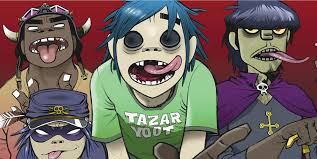 Top Ten Gorillaz Songs