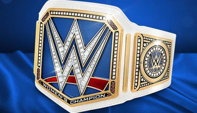 smackdown womens belt