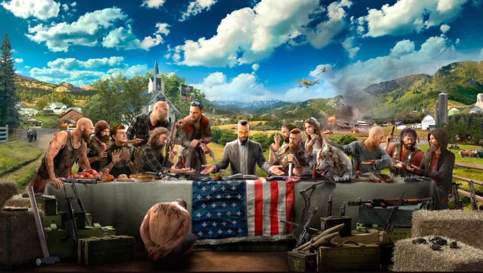 Far Cry 5: My FirstImpressions