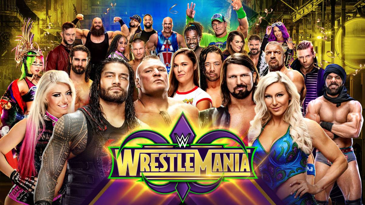 The Best and Worst of WrestleMania 34