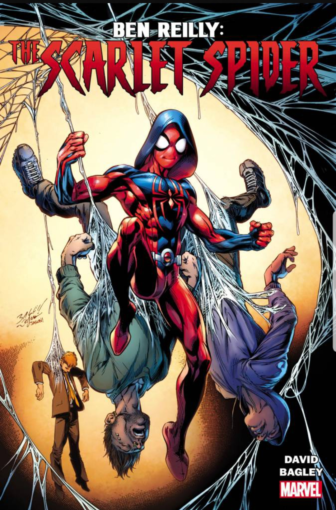 The Miseducation of Ben Reilly Part3