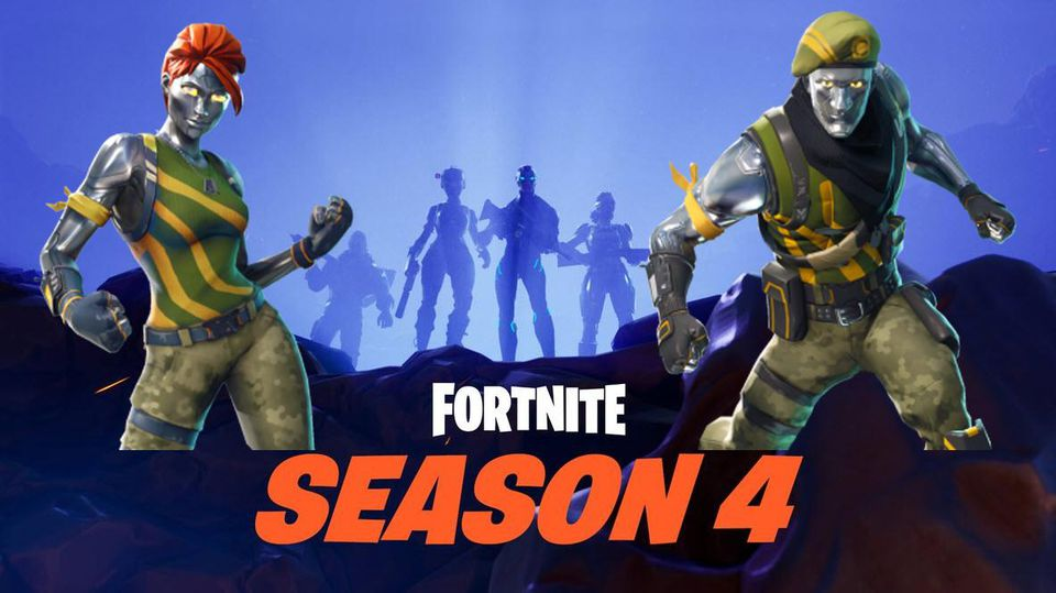 Fortnite Battle Royale Season 4: My First Impressions