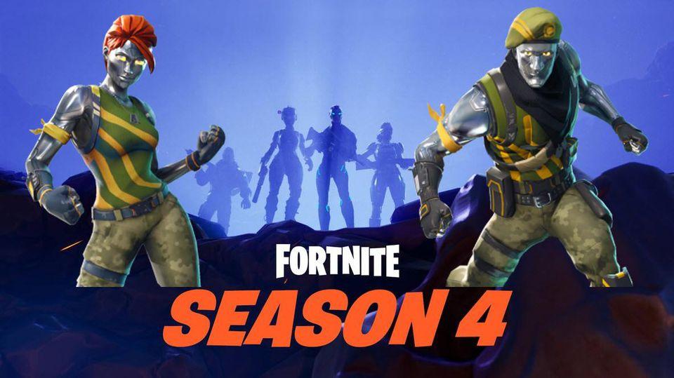 Fortnite Battle Royale Season 4: My FirstImpressions