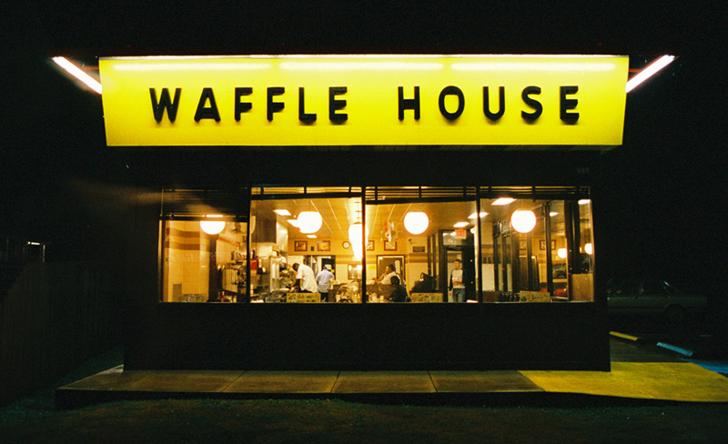 Waffle House: My First Impressions