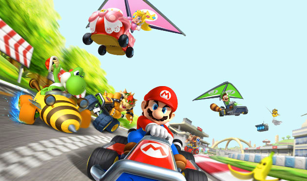 Top 25 Mario Kart TrackThemes