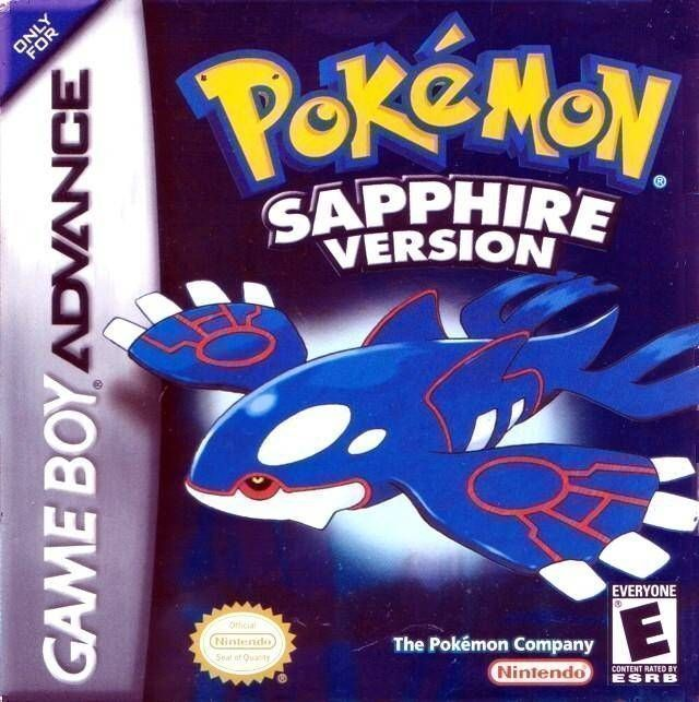 pokemon - sapphire- version-gameboy-advance