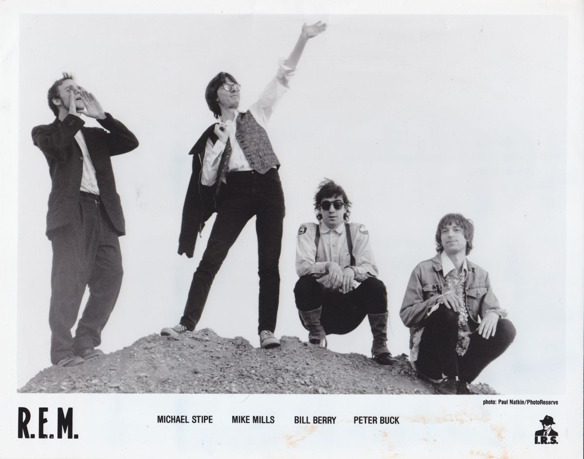 Top 10 R.E.M. Releases: Part I (10-6)