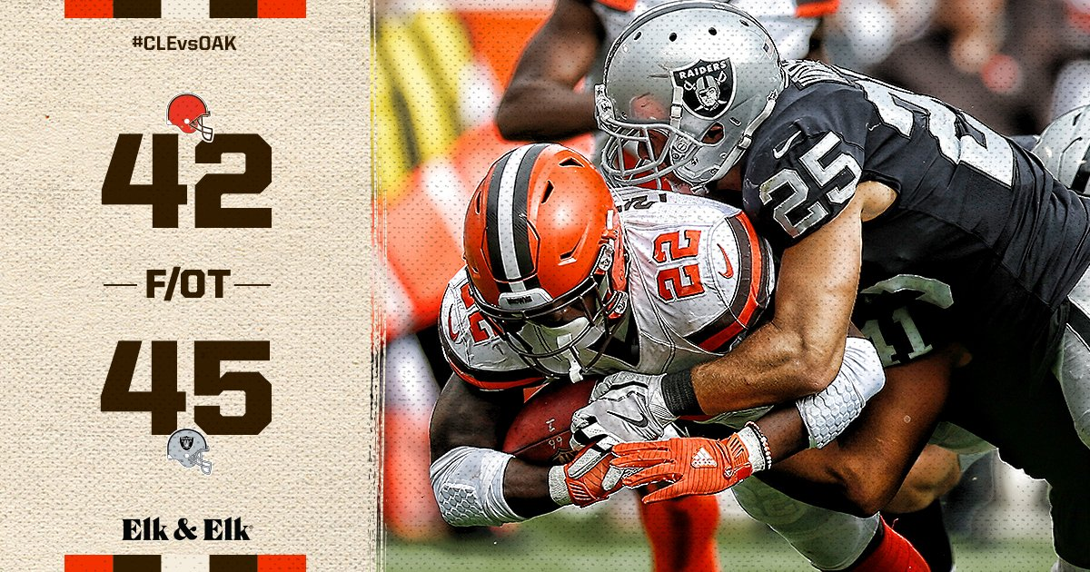 Die-Hard Cleveland Browns Fan Analysis: Week 4 '18-'19