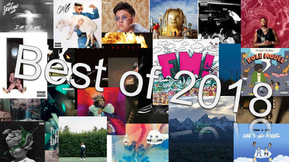 The 24 Best Rap Albums of 2018