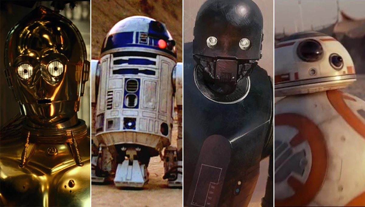 Coolest Droids in Star Wars
